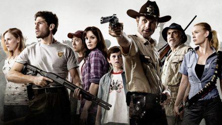 Walking Dead, säsong 1 avklarad