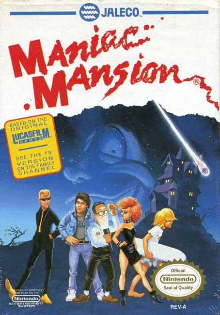 Maniac-Mansion-boxart