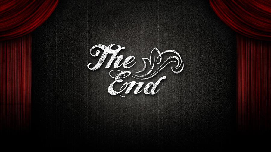 Det bitterljuva slutet