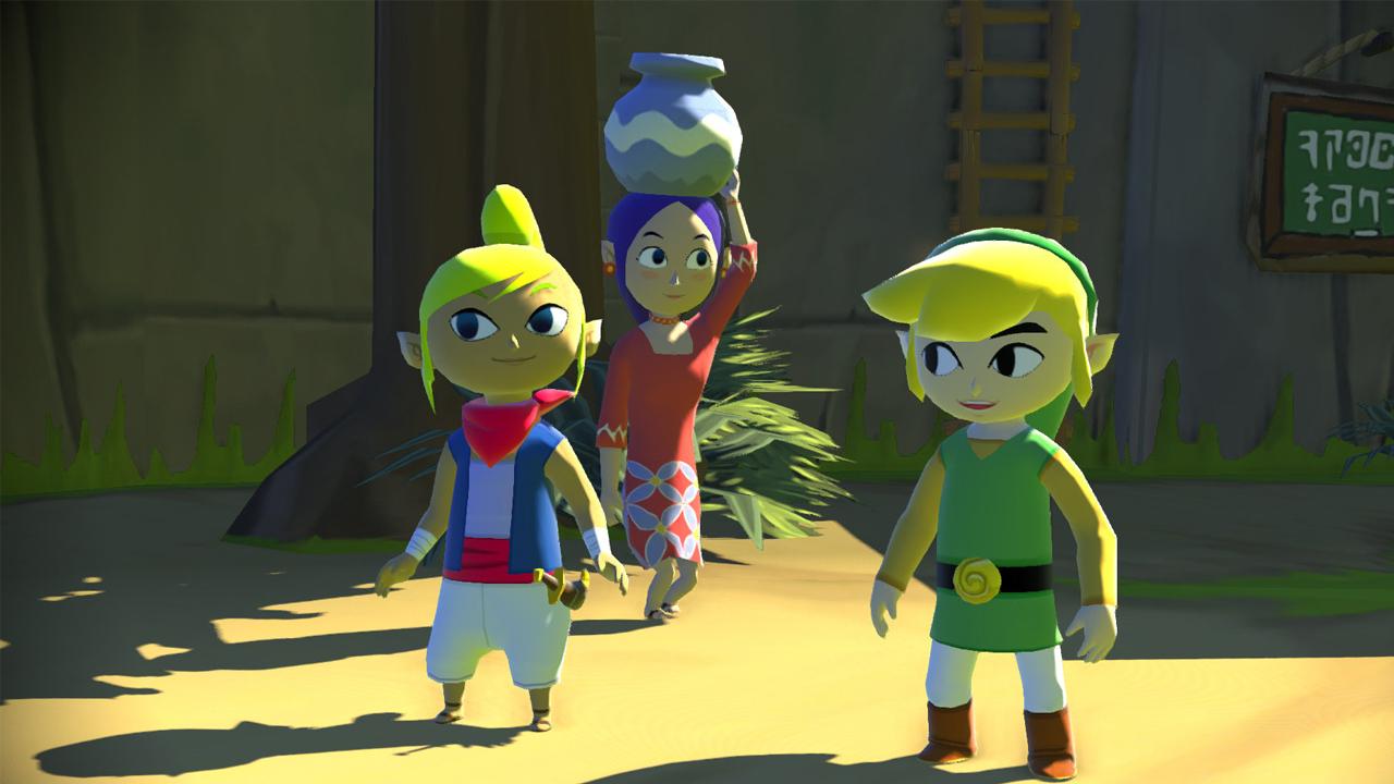 Nintendos tråkiga estetik