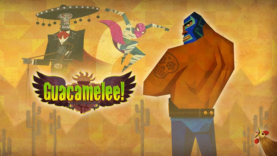 Guacamelee! (PS3 & Vita)