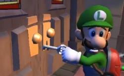 En rädd Luigi, är en kul Luigi.