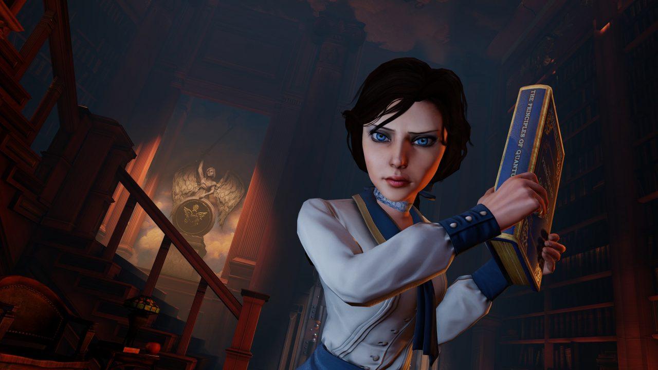 Avsnitt 23: Bioshock Infinite och Indie500 med gäst Nidde