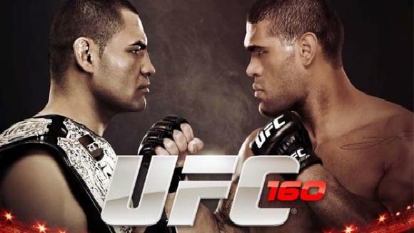 Anders tippar: UFC 160