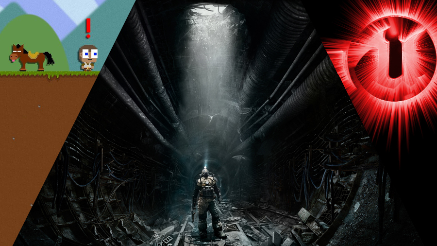 Avsnitt 29: Metro Last Light, DLC Quest och Unreal Tournament
