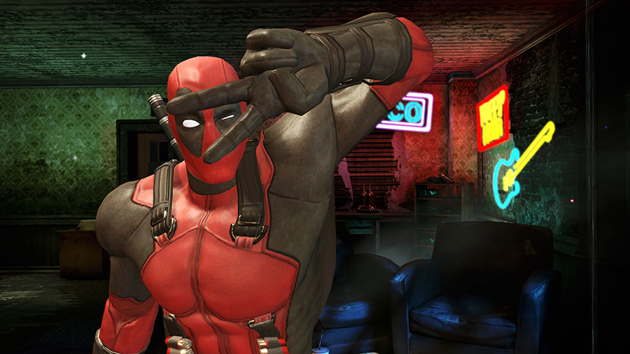 Recension: Deadpool (360)