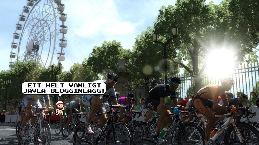 Cykla fort som fan!