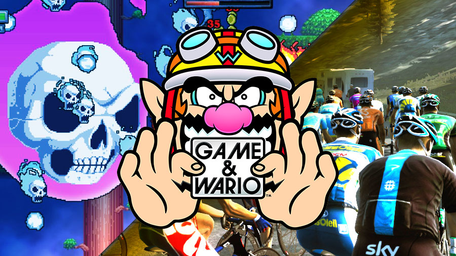 Avsnitt 34: Game & Wario, Le Tour de France och Rogue Legacy