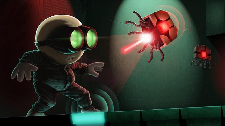 Stealth Inc. A Clone in the Dark (PS Vita, PS3)