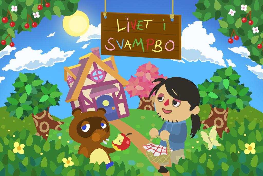 Livet i Svampbo: PARTY!