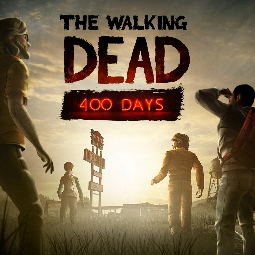 walking dead 400 days square