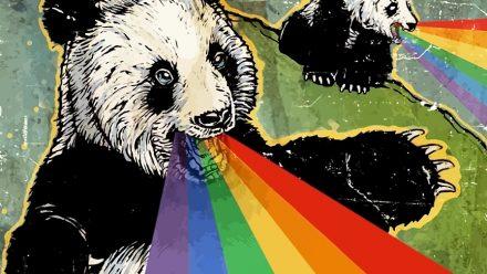 Pridefest i Svampbo! Skattjakt!
