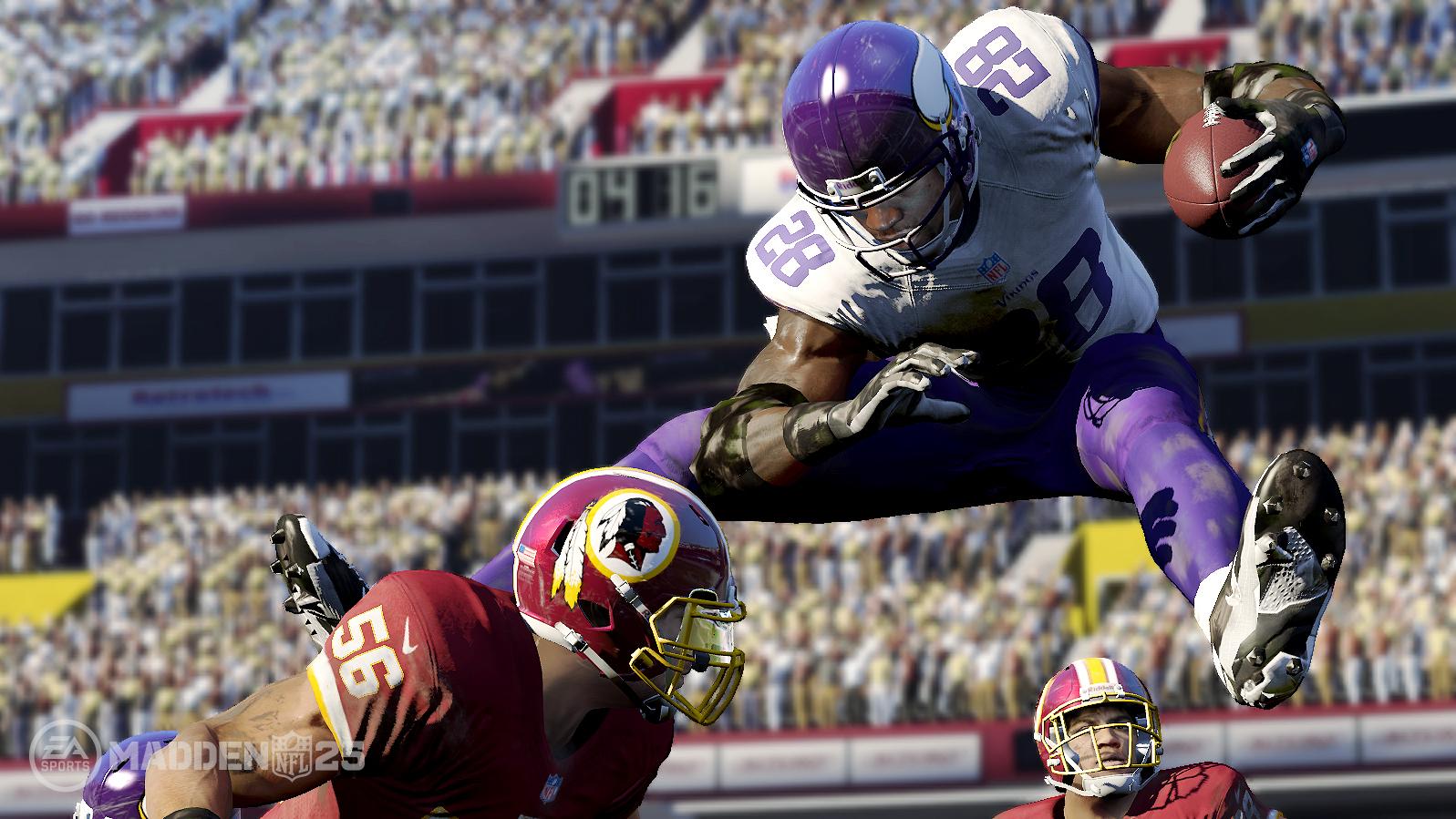 Electronic Arts resa till nästa generation