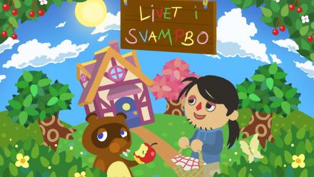 Livet i Svampbo: Fest!