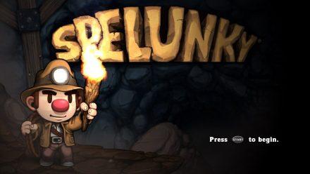 Recension: Spelunky (Vita, PS3)
