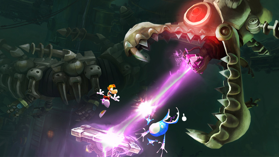 Avsnitt 42: Rayman Legends, Killer is Dead och TMNT – Out of the Shadows
