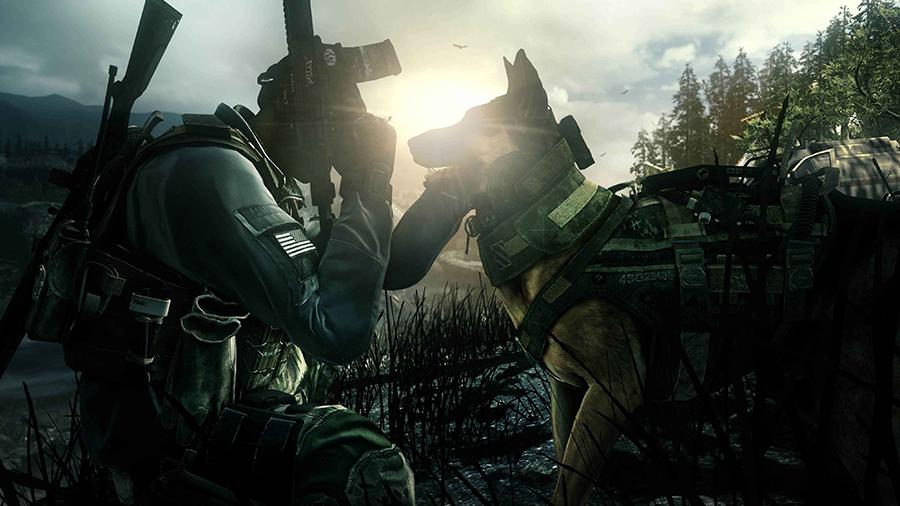 Avsnitt 46: Call of Duty – Ghosts, mer GTA V och mycket mer
