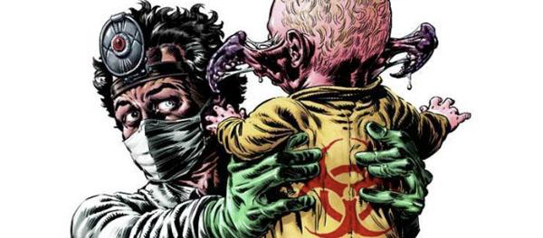 Utanför Superhjälte-Genren: Witch Doctor