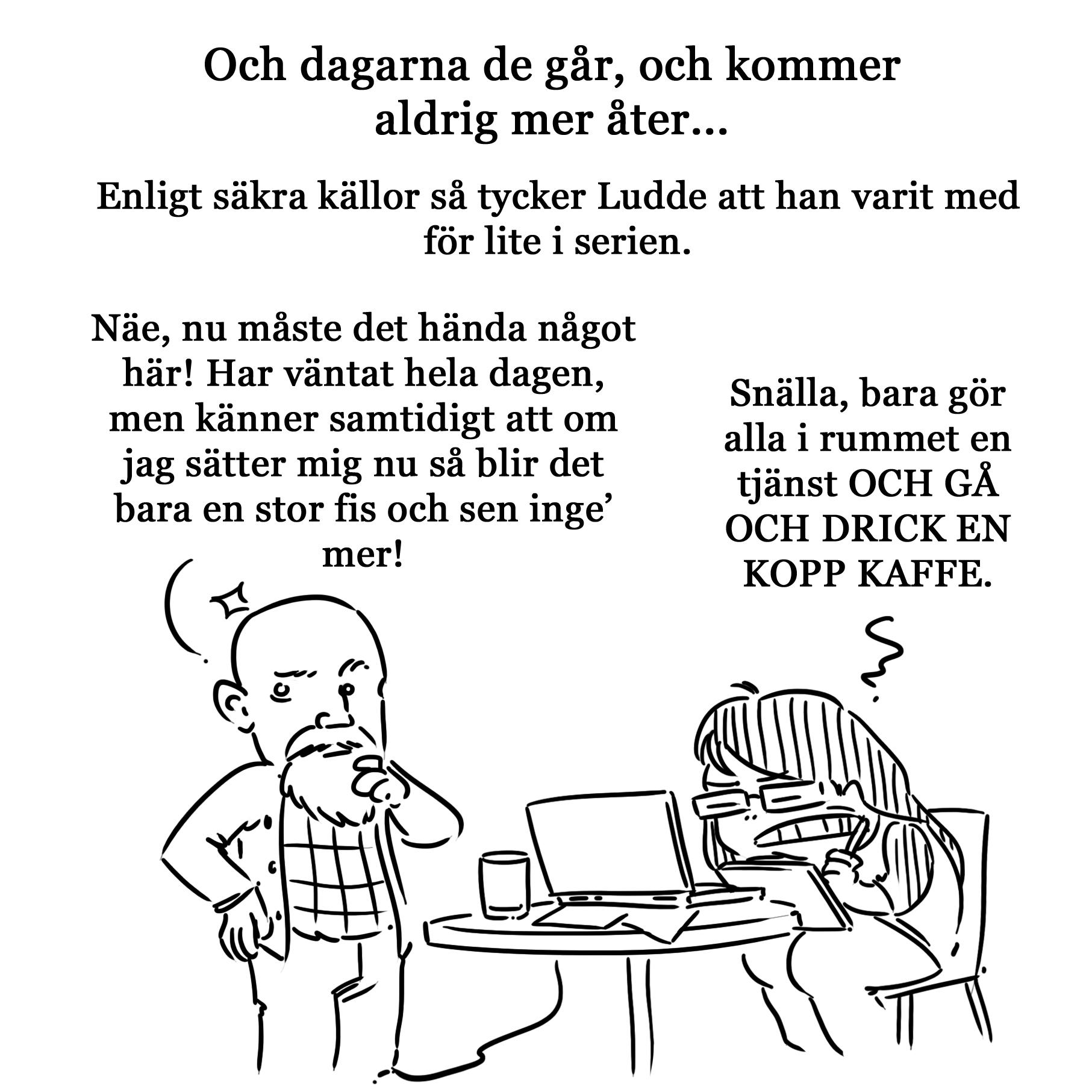 11 - Bajsserien