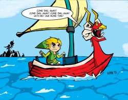 Windwaker remake