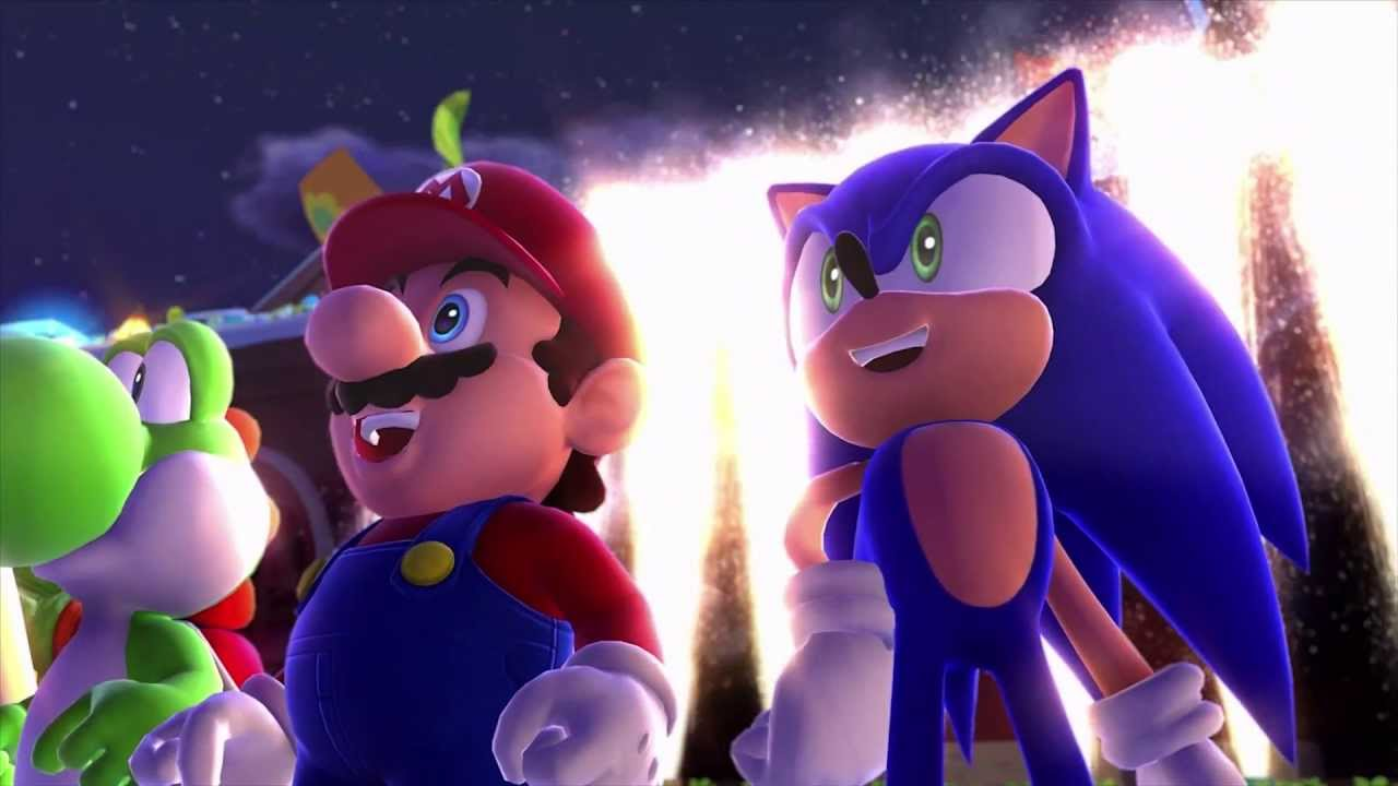Avsnitt 52: Mario & Sonic at the Olympic Winter Games, Device 6