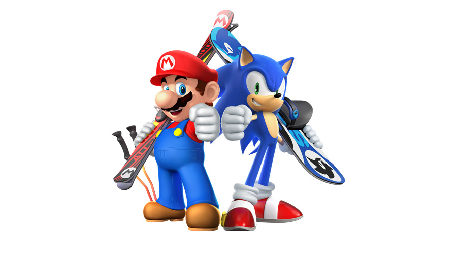 Mario & Sonic At The Olympic Games Sochi 2014 (Wii U)