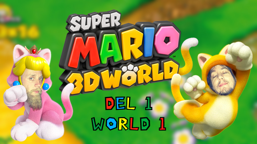 Del 1 – Värld 1