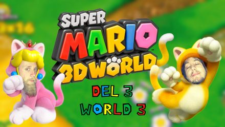 Del 3 – Värld 3