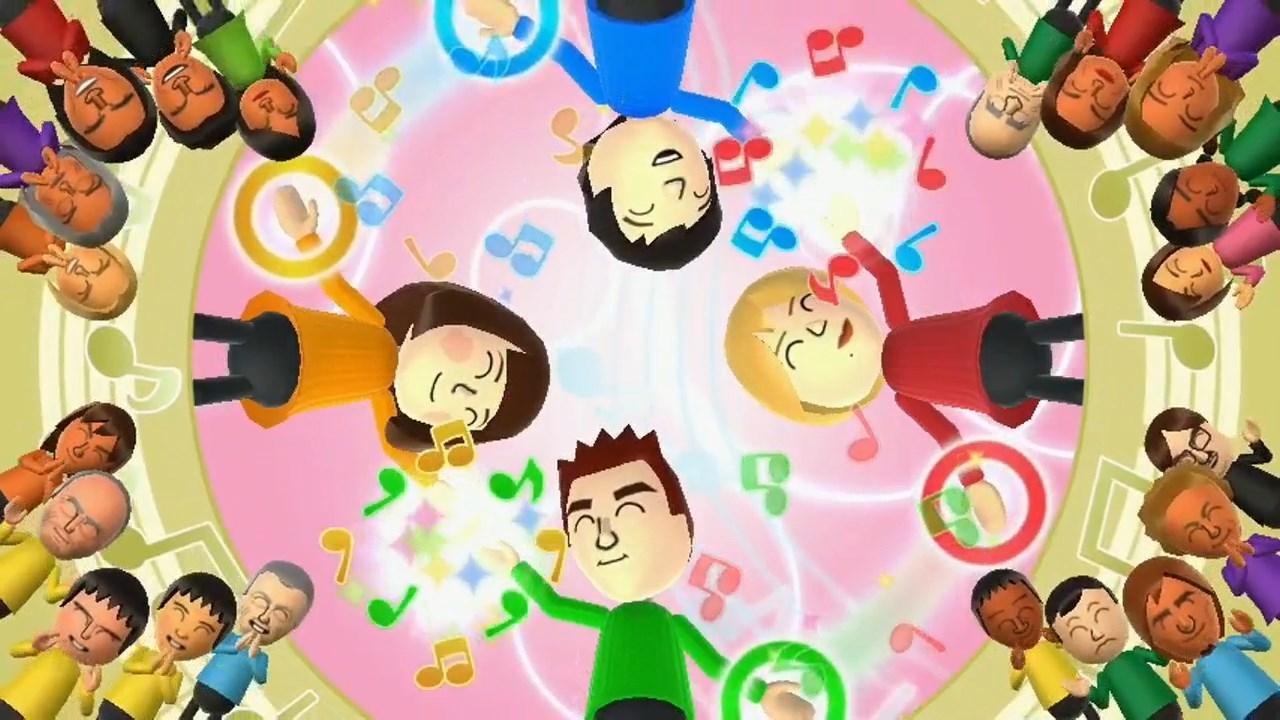 Äre fest eller: Wii Party U