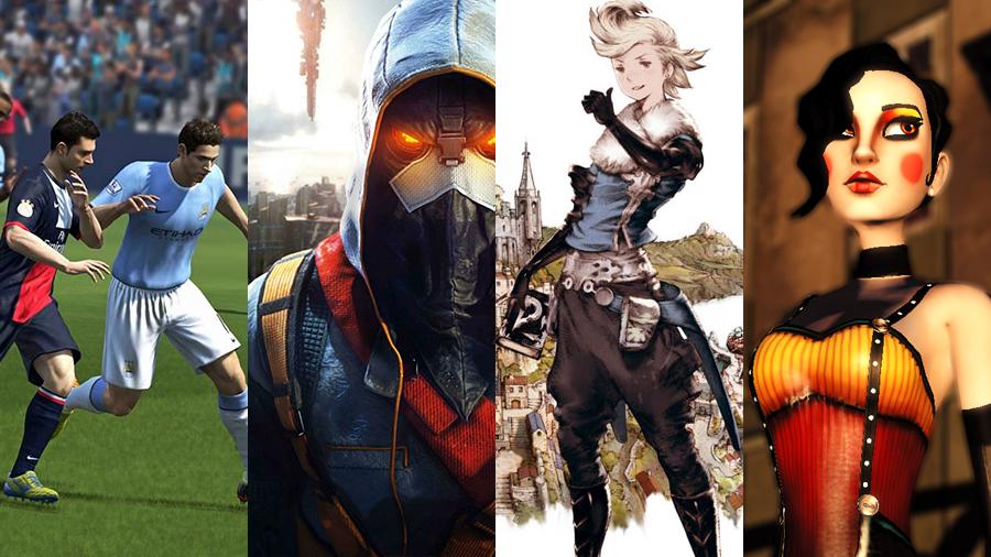 Avsnitt 54: Killzone Shadow Fall, Bravely Default och FIFA 14