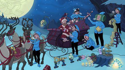 Avsnitt 55: Julspecial