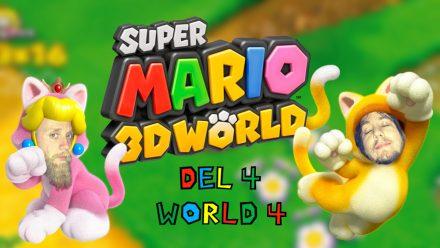 Del 4 – Värld 4