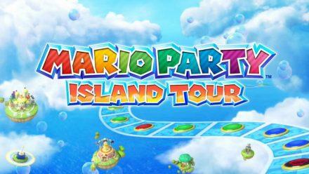 Mario Party Island Tour (3DS)