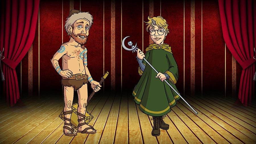 Avsnitt 58: The Ludde and Linus Show