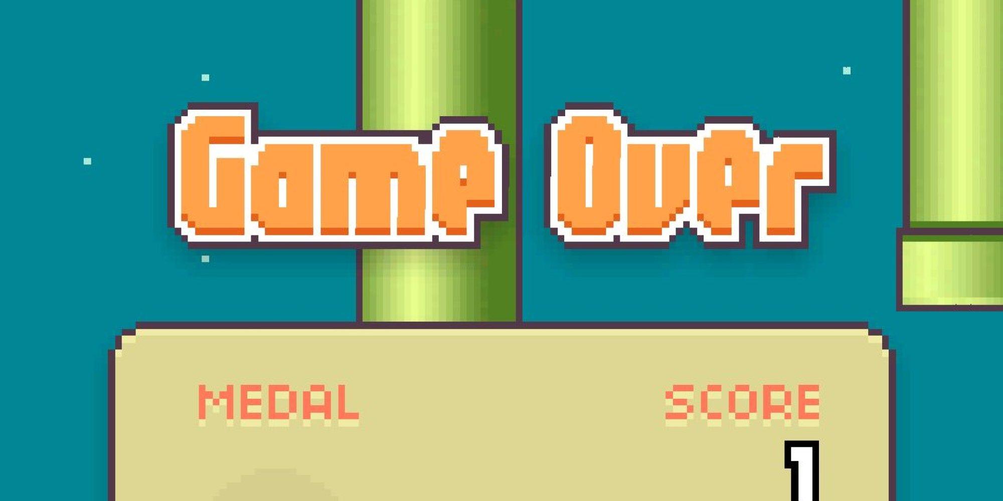 Dramat kring Flappy Bird