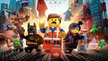 The LEGO Movie Videogame (360)