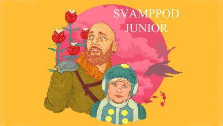 Svamppod Junior: Avsnitt 1: Skylanders Vs. Disney Infinity