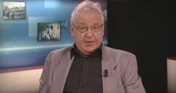 Ken Olofsson i Gomorron. Bild från SVT Play.