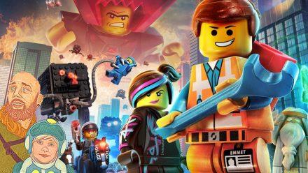 Svamppod Junior: Avsnitt 2: LEGO-special