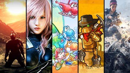 Avsnitt 67: Dark Souls 2, Lightning Returns: Final Fantasy XIII, Yoshi's New Island, Steamworld Dig och Titanfall