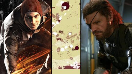 Avsnitt 68: Infamous: Second Son, Luftrausers och Metal Gear Solid V: Ground Zeroes