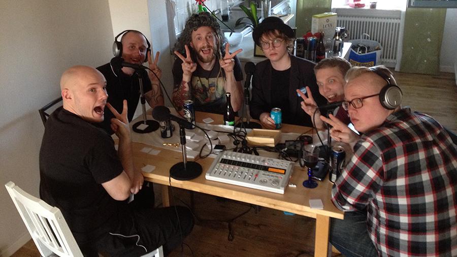 Avsnitt 69: Redaktionsmöte i Borås