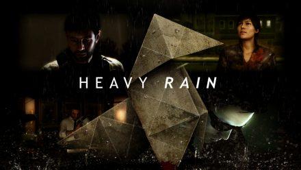 Sandra och Emma om Heavy Rain