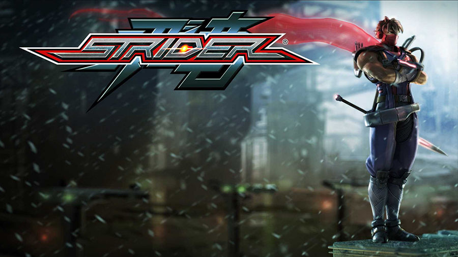 Podrecension: Strider (2014)