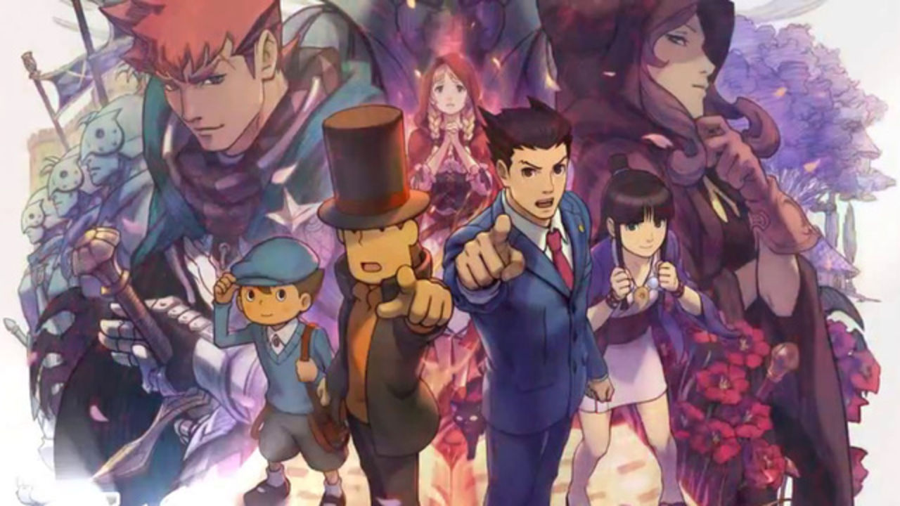 Podrecension: Professor Layton Vs. Phoenix Wright