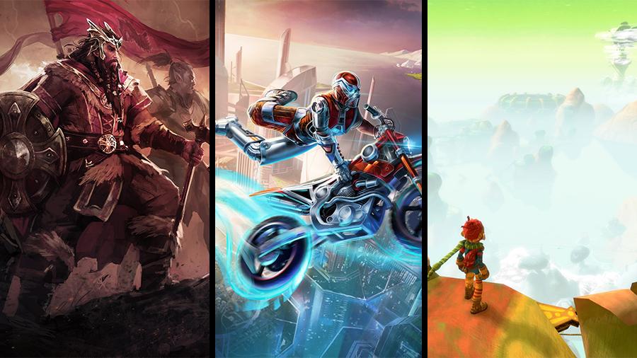 Avsnitt 72: Elder Scrolls Online, Trials Fusion, The Last Tinker: City of Colours