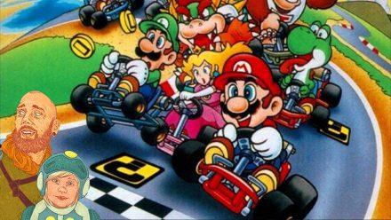 Svamppod Junior: Avsnitt 4: Mario Kart