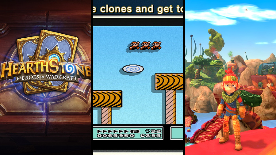 Avsnitt 76: Hearthstone, NES Remix 2, The Last Tinker: City of Colors