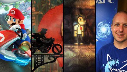 Avsnitt 77: Mario Kart 8, Transistor, Lone Survivor & Wildstar-intervju