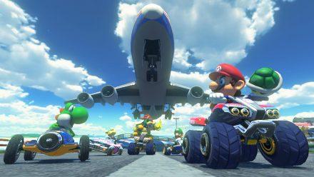 Mario Kart 8-skola